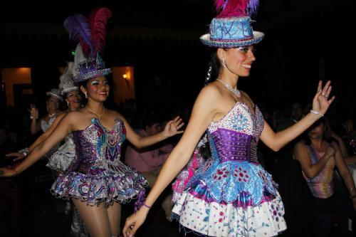 Danza Morenada Puno Peru