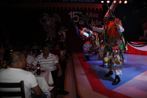 Danza Shapish Junin Peru